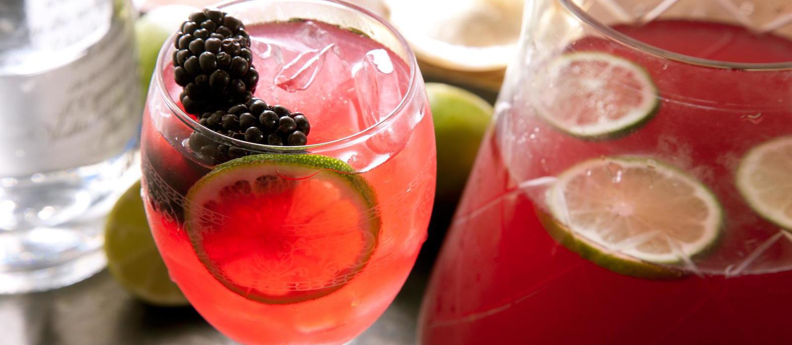 12 Deliciosos Cocktails Hechos Con Vino