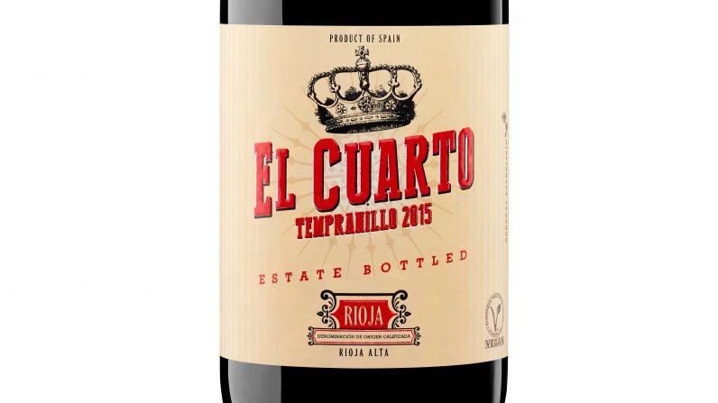 EL CUARTO, Bodegas Patrocinio's vegan wine