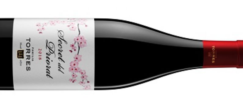 Familia Torres presents Secret del Priorat 2018, a pleasant, indulgent red wine.