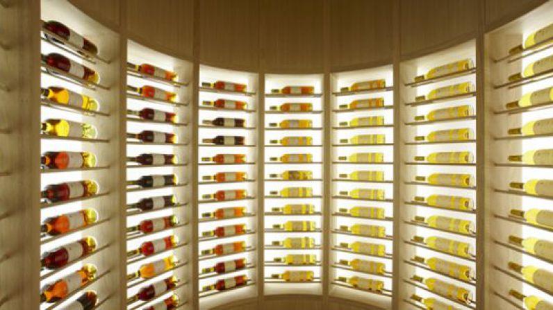 Atrio, the Sacred Wine Cellar