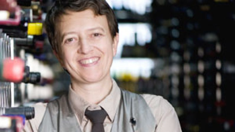 "Isabel Brunet: ""A sommelier is a wine manager, not just a taster"""