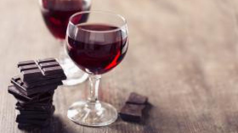 Eating chocolate and drinking red wine could help prevent ageing, according to a study