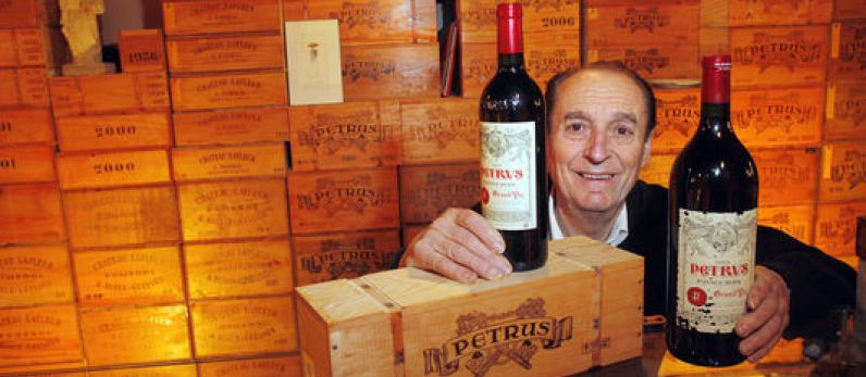 World´s most prestigious wine collection to go on display.