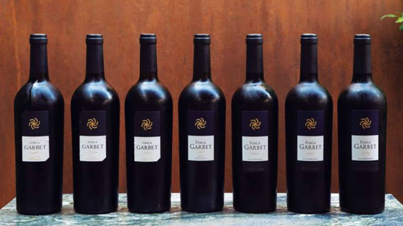 Vertical tasting of Finca Garbet (2001-2009)