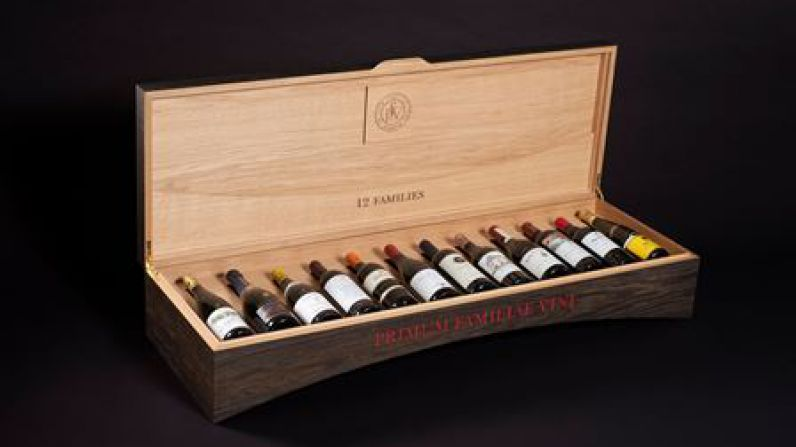 Sotheby's is auctioning an exclusive Primum Familiae Vini passport, along with a case of 12 exceptional wines.