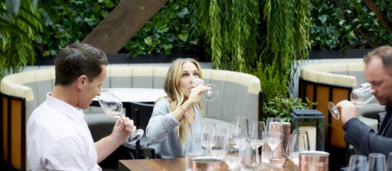 Sarah Jessica Parker launches Southern French Rosé