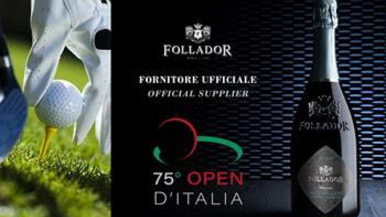 Follador signs on as sponsor of 75th Italian Open