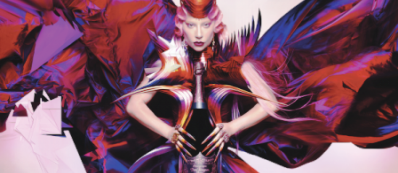 Lady Gaga to be the face of Dom Pérignon in 2021