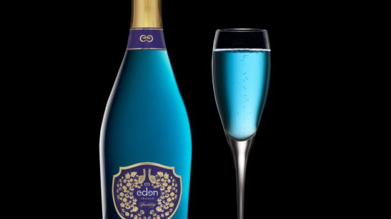 France´s first blue wine launches at Frieze