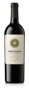 Red wine Propiedad, Palacios Remondo