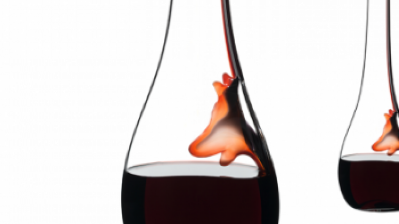 "Riedel launches ""DOG"" decanter to mark Chinese New Year"