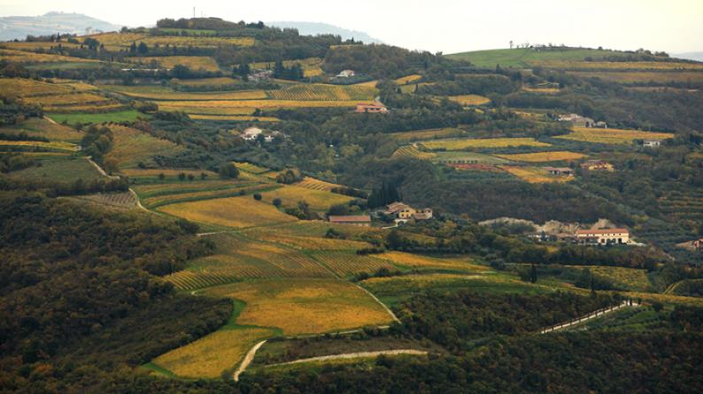 Clos-Bos-Marie, Valle di Mezzane