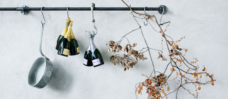 Champagne Krug, bubbles from paradise