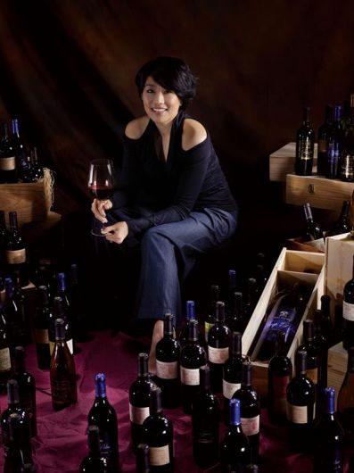 Judy Leissner, CEO of Grace Vineyard