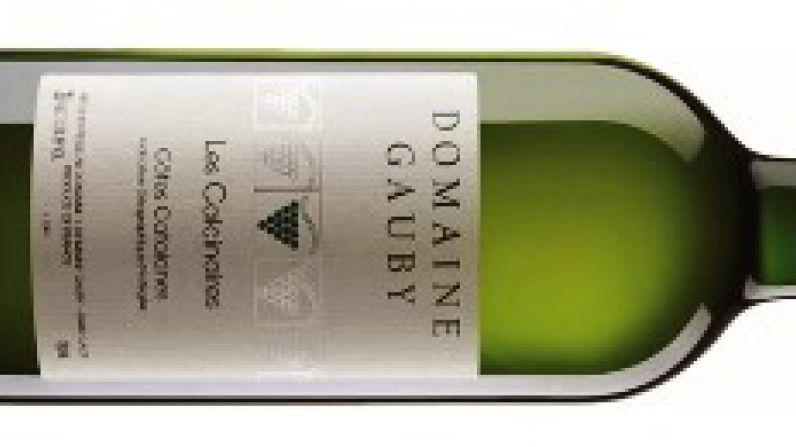 Calcinaires Blanc 2014. Domaine Gauby