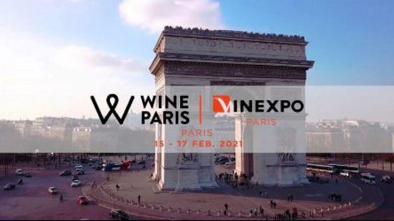 Vinexpo Paris 2021 cancelled