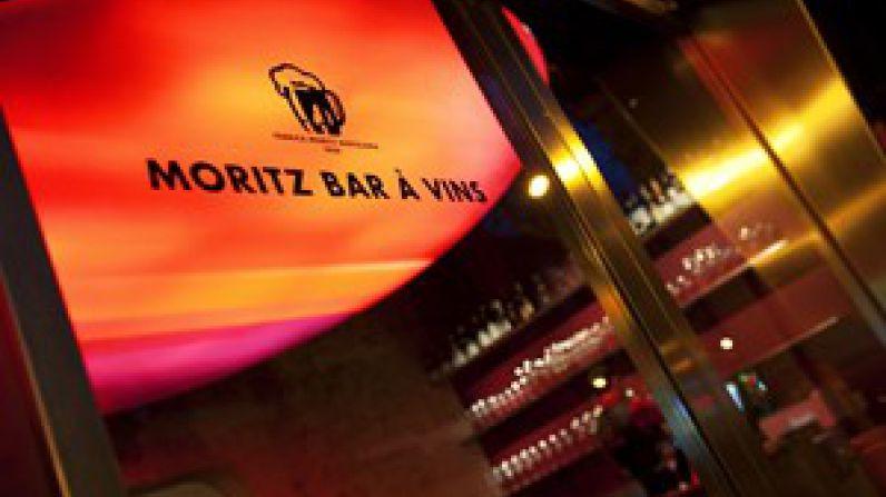 Blind tasting in Bar à Vins