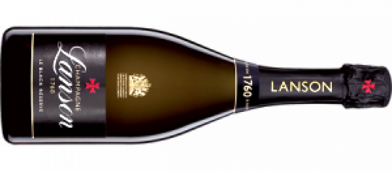 Lanson launches Le Black Reserve in Hong Kong