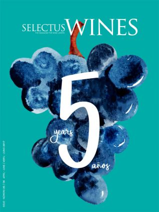Selectus Wines April 2017 - 5th anniversary