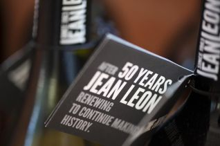 The winery's 50 years anniversary commemorative booklet
