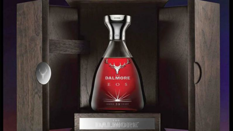 Single bottle of Dalmore sells for £83.640