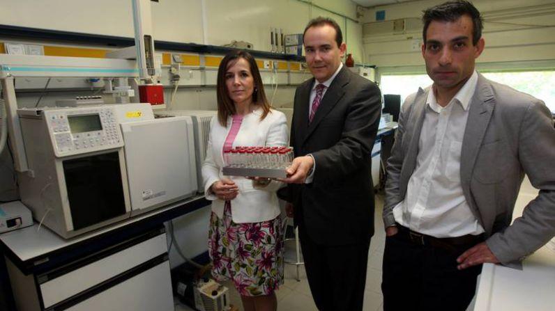 La Universidad de La Rioja desarrolla un proyecto de investigación con Bodegas Riojanas para obtener la 'huella sensorial' y garantizar la calidad de sus vinos de alta gama