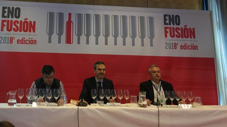 Éxito de las elaboraciones especiales de la D.O. Rueda en Enofusión.