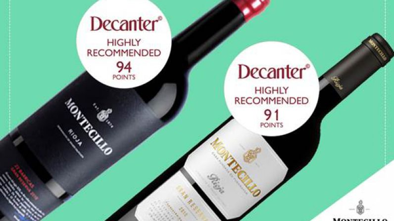 Montecillo descumbra en Decanter