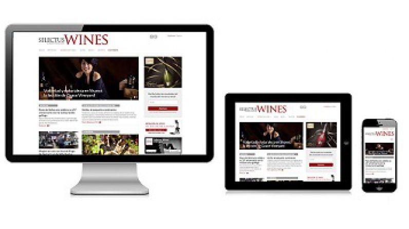 Bienvenido al nuevo Selectus Wines