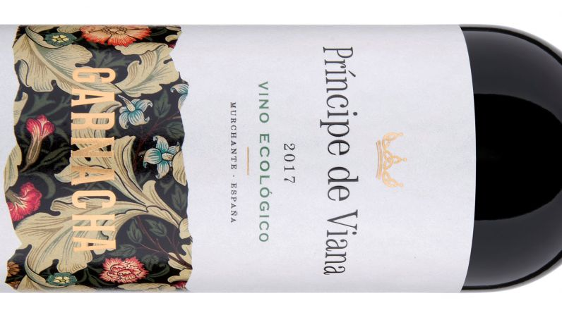 Príncipe de Viana lanza su primer vino ECOLÓGICO de Garnacha Tinta