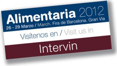 Intervin, en Alimentaria 2012