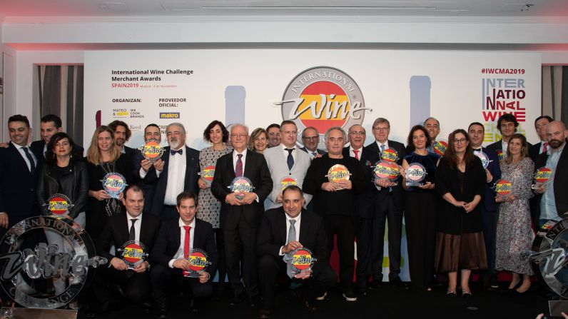 Los International Wine Challenge Merchant Awards Spain 2019 ya tienen ganadores.