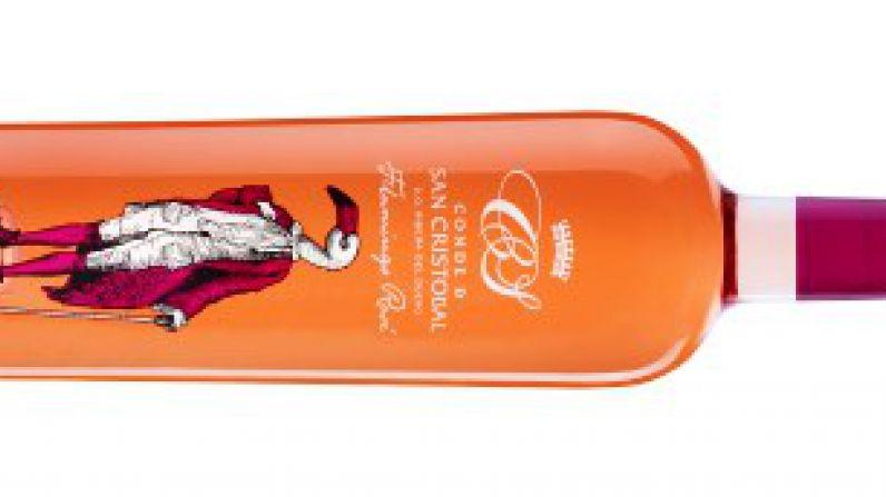 Conde de San Cristóbal celebra el Día de la Madre con Flamingo Rosé, un rosado muy osado de Ribera del Duero.