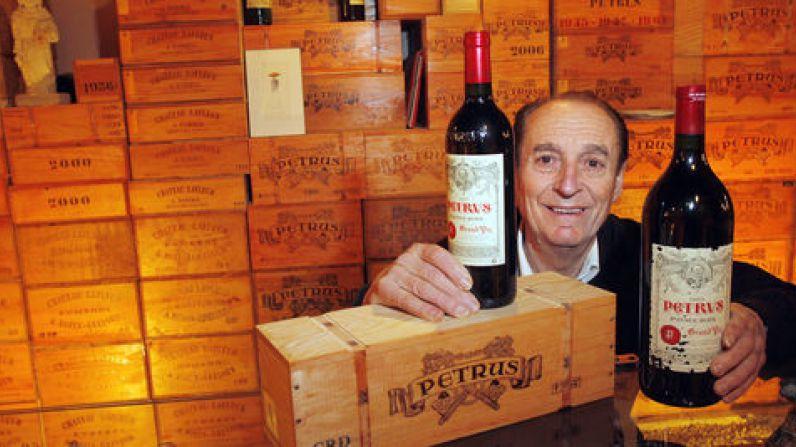 """Se exhibe la colección de vinos """"más prestigiosa del mundo"""""""