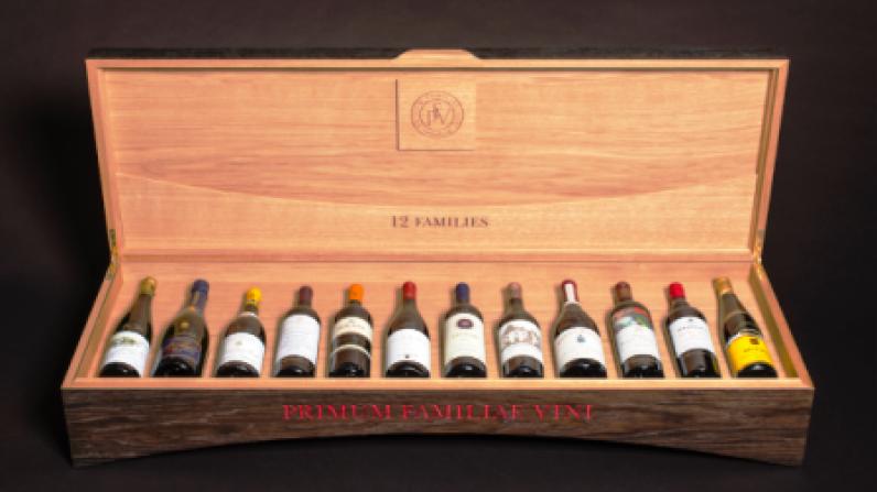 La colección de vinos Primum Familiae Vini se vende por 81.250£
