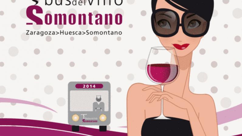 El bus del vino Somontano estrena 2014 con nuevas propuestas
