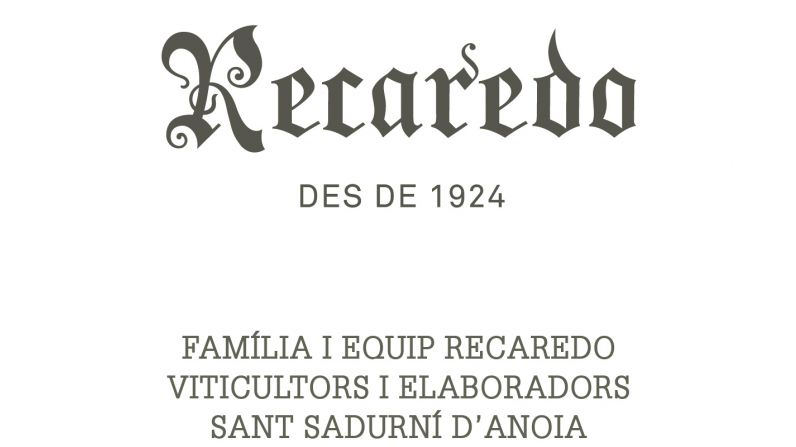 Recaredo, revolución en el concepto de vinos espumosos de terruño.
