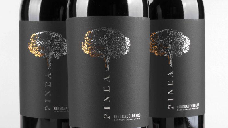Pinea, nacido para ser uno de los mejores vinos del mundo.