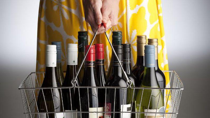 Cómo conseguir el mejor vino en rebajas