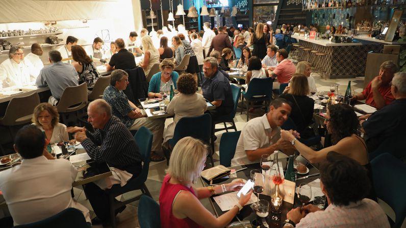 El festival South Beach Wine and Food de Miami acerca los sabores de Rioja al público estadounidense