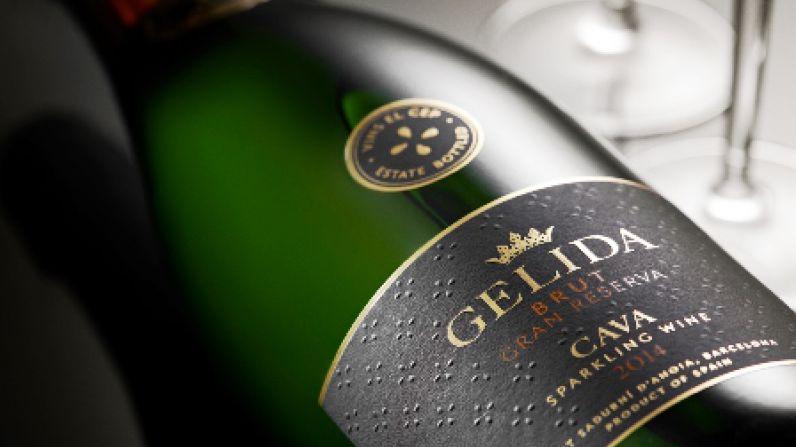 Vins El Cep Gelida Brut Gran Reserva 2015 mejor cava del año por Wine Spectator.