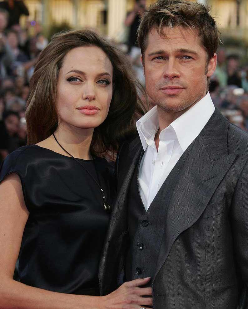 Brad Pitt y Angelina Jolie, propietarios de Miraval