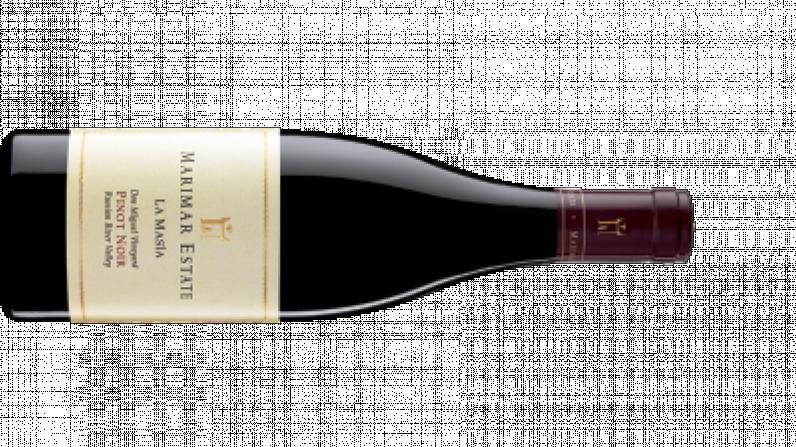Marimar Estate celebra los 25 años de su vino La Masía Pinot Noir.