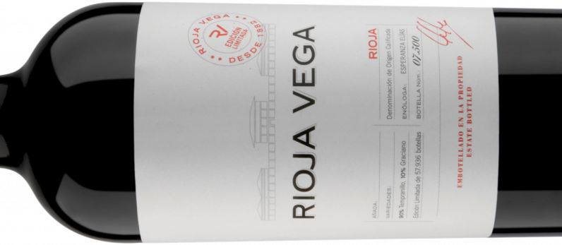 Rioja Vega Edición Limitada, porque padre sólo hay uno.