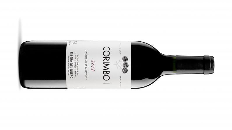 El Ribera del Duero CORIMBO I 2012, el único vino del mundo en el almuerzo de gala del comité anual de Hong Kong y Jiangsu.