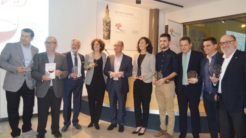 Entrega de premios de la Semana Vitivinícola 2019
