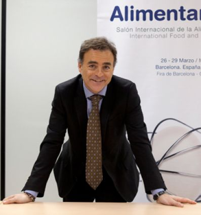 Josep Antoni Valls, director de Alimentaria y director general adjunto de Alimentaria Exhibitions