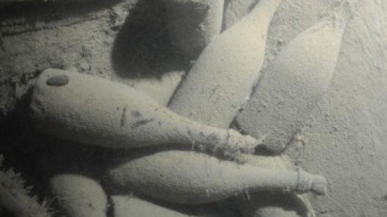 La bodega submarina
