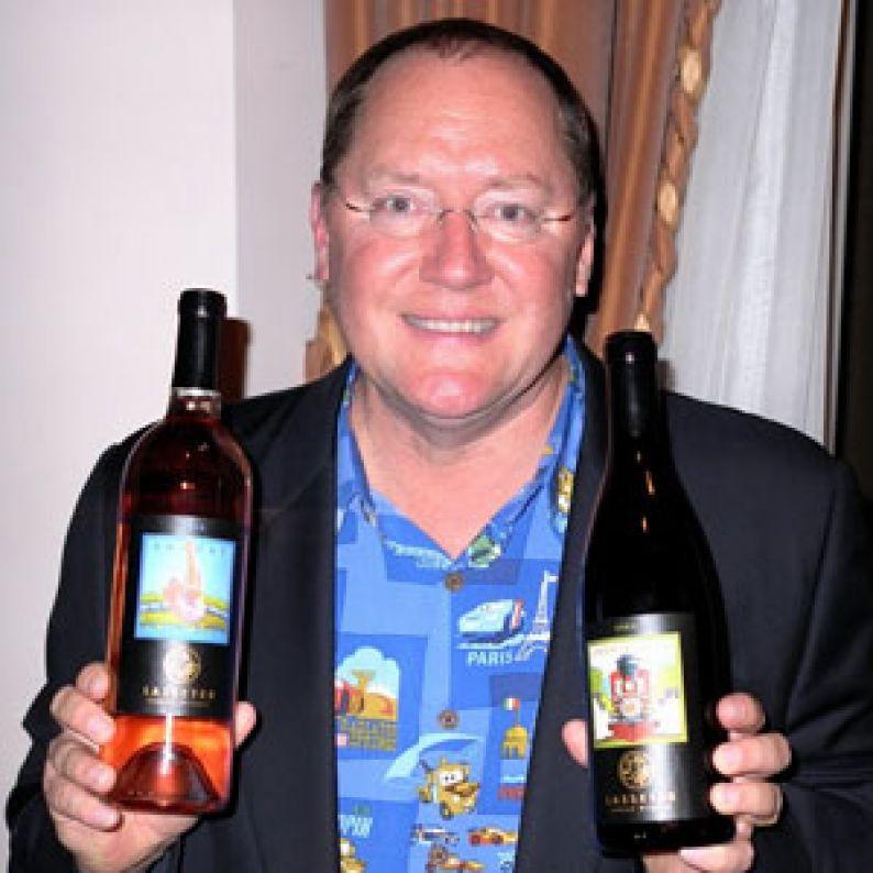John Lasseter, Lasseter Family Winery