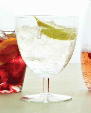Vino blanco con Soda